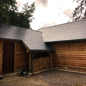 Barn New Roof Wiltshire