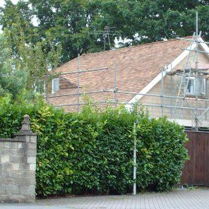 Cedar Shingles Roof Wiltshire