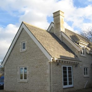 Cotswold Stone Tiles Roof