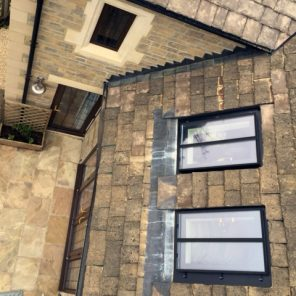 Lacock Pitched Roof