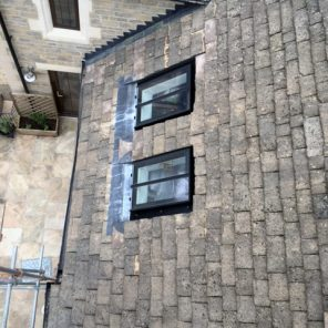 Pitched Tiled Roof