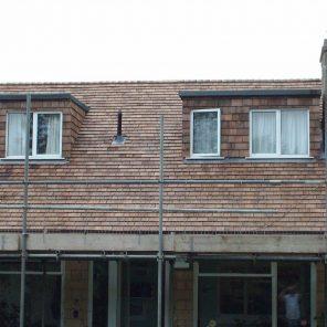 Roofer Cedar Shingle Wiltshire