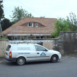 Roofing Cedar Shingles Wiltshire