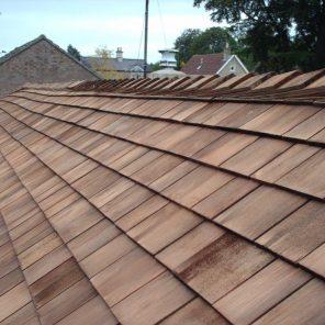 Wiltshire Roofing Cedar Shingles