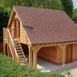 Clay Plain Tiled Roof