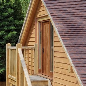 Clay Tiled Roof Hampshire