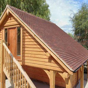 Tiled Roof Hampire